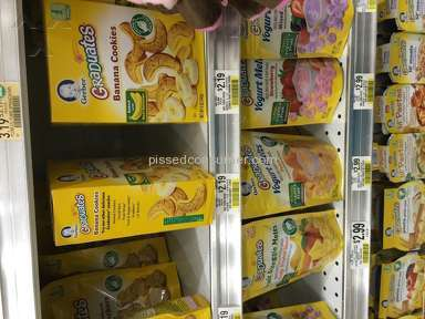 Publix - Gerber Graduates Food Review from Macon, Georgia