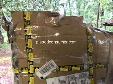 "Ups - ""insufficient packaging"" AGAIN"