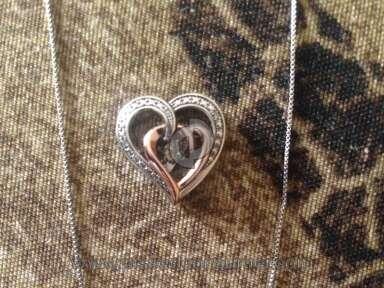 Kay Jewelers - Cheap chains, useless warranty