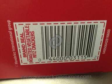 Ritz Crackers Food review 298470