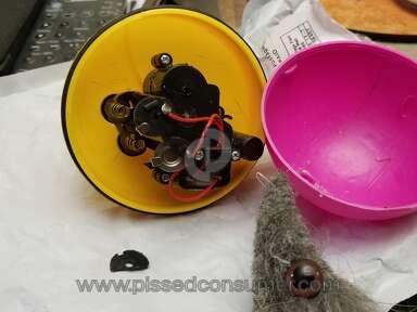 Conscious Pets Milo Activation Ball Pet Toy review 356528