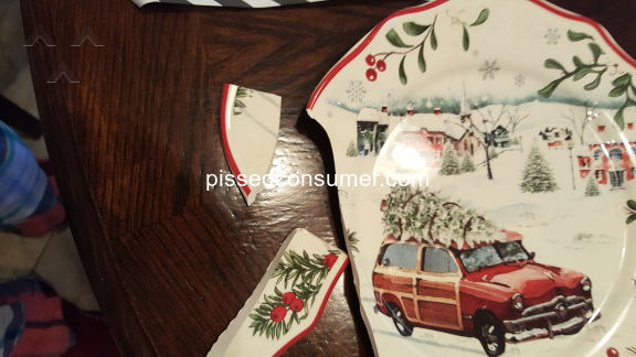 Better Homes And Gardens Plate