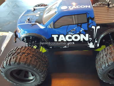 Nitrorcx Tacon Toy Truck review 181590