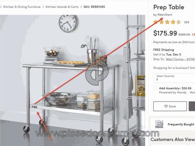 Wayfair Furniture Advertisement review 244654