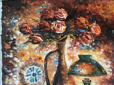 Honest Review of Afremov - BUYER BEWARE !!!