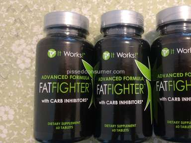 It Works Customer Care review 222680