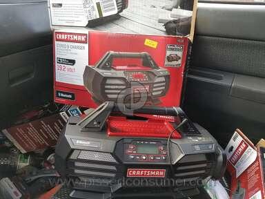 Sears Craftsman C3 Radio review 162094