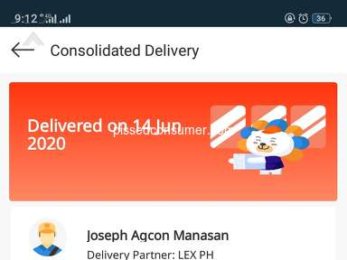 Lazada Philippines Lazada Express Delivery Service review 644613