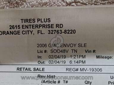 Tires Plus Wheel Alignment review 367778
