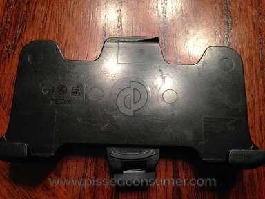 Otterbox Defender series belt clip and holder design