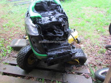 John Deere Landscaping and Gardening review 14671