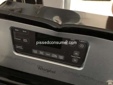 Goedekers - Whirlpool stove was delivered DAMAGED...