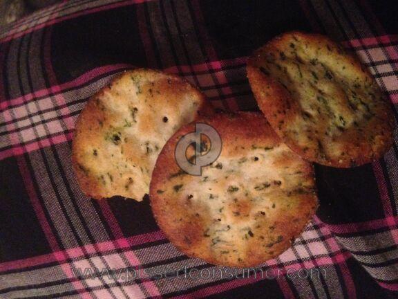 Nabisco Good Thins Crackers