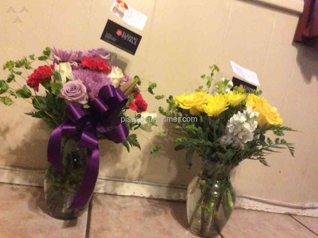 Dont Spent Your Money On Teleflora May 11 2016 Pissed Consumer