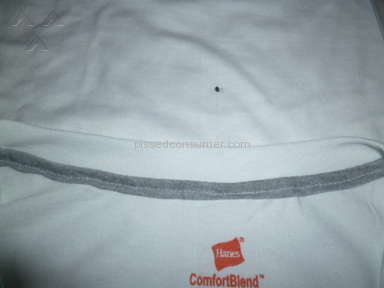 Hanes - Bad quality control / worse customer service