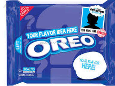 Oreo - It's about the contest