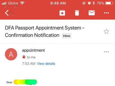 Dfa Passport Appointment System Passports and Visas review 317980