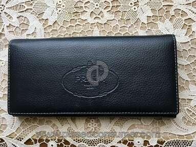 Poshmark Prada Wallet review 664169