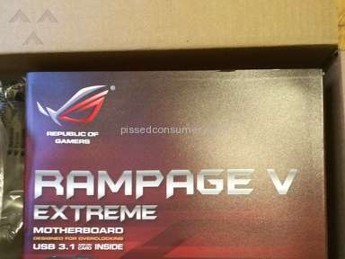 Newegg Asus Motherboard review 139367