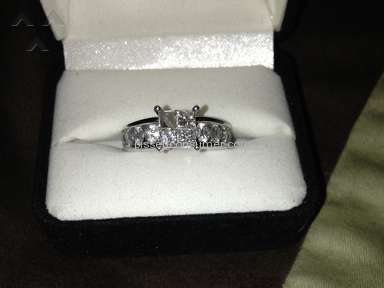 Kay Jewelers - Ring Stone Review from Corpus Christi, Texas