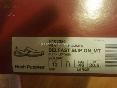 Zappos Hush Puppies Shoes Review from Red Bank, New Jersey