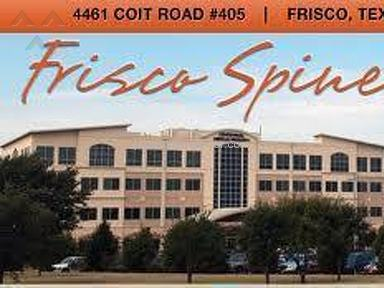 Spine Center Frisco Hospitals, Clinics and Medical Centers, Doctors review 14127