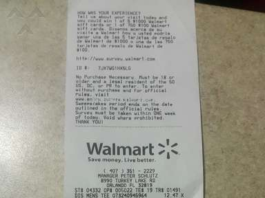 Walmart Supermarkets and Malls review 121745