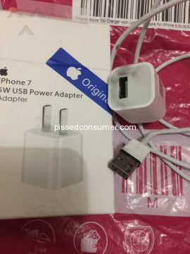 Apple Cell Phone Charger