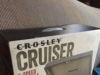 Jcpenney - Crosley Cruiser Portable Turntable Review from Overland Park, Kansas