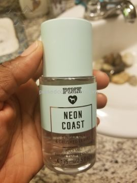 Victorias Secret Neon Coast Perfume