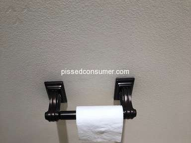 Charmin - NEW TP IS REALLY NARROWER