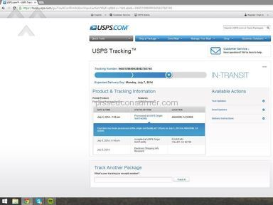 Usps Website review 42921