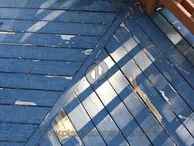Behr Deckover Deck Paint review 149066