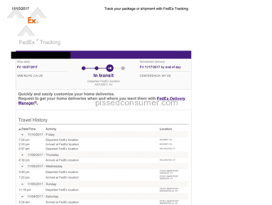 FedEx Delivery Service review 241000