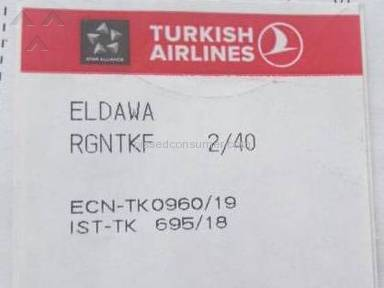 Turkish Airlines - Lost luggage for a fresh student