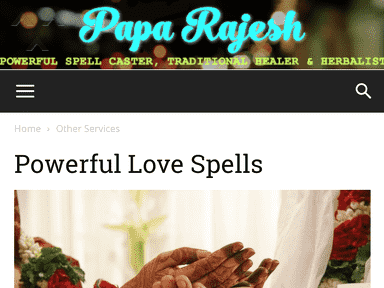 Ashra Spellcaster - Another Impersonator Papa Rajesh