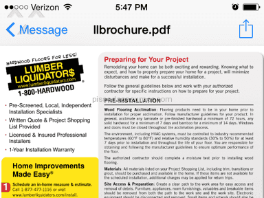 Lumber Liquidators - Morningstar Bamboo- DO NOT DO IT.  LL misrepresents skill set required by HSS installers.  LL HQ contradicts HSS authorizing general contractors to install floors.