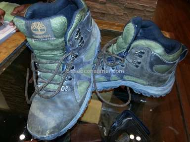 Timberland - Boots Review from Klang, Selangor