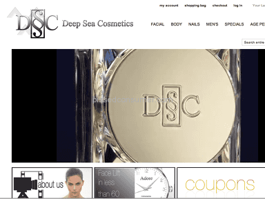 DEEP SEA COSMETICS IS ONE BIG SCAM!!