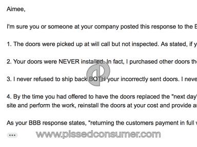 ETO DOORS IS INCOMPETENT