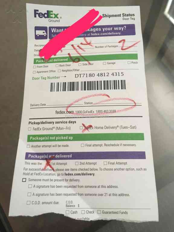 4883 Fedex Reviews and Complaints Page 123 @ Pissed Consumer