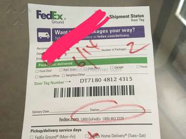 Fedex - Failure to deliver despite compromises