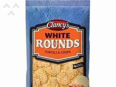 Clancys Chips - Clancy's White Rounds Tortilla Chips Changed