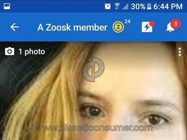zoosk customer reviews