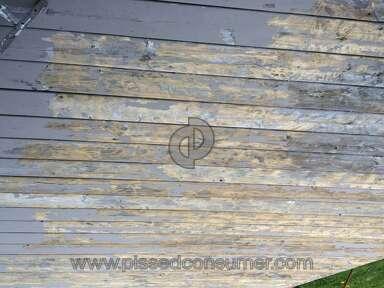Behr Premium Deckover Deck Paint review 135025