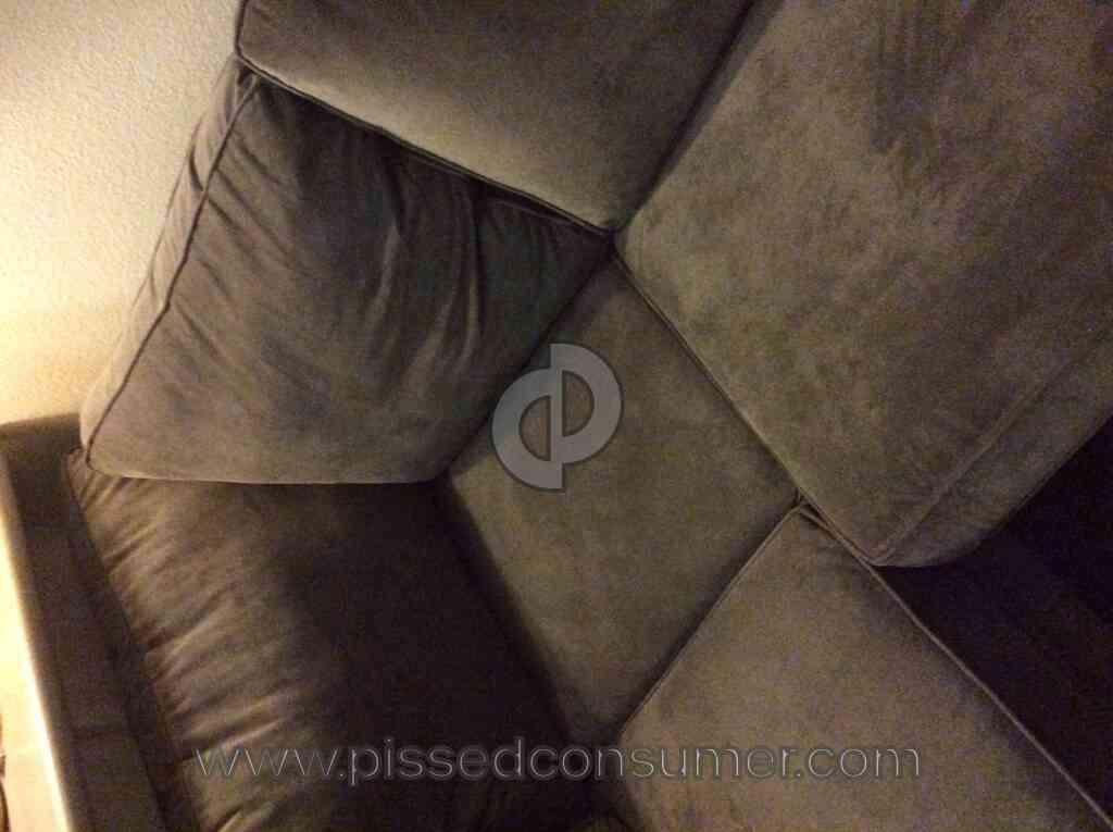 Klaussner Sofa Review 163760