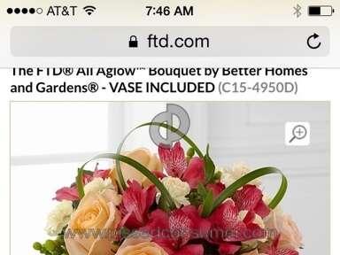 Ftd Arrangement review 72035