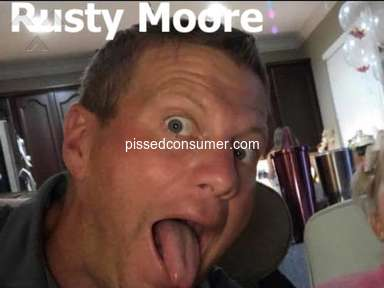 Rusty Moore ADT - Scammers - Rusty Moore cares for COMMISSION only