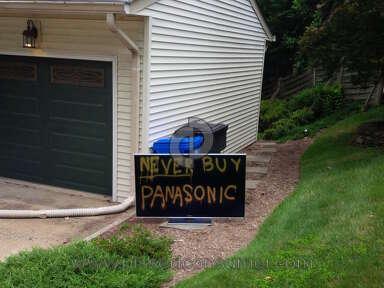 Panasonic Appliances and Electronics review 76513