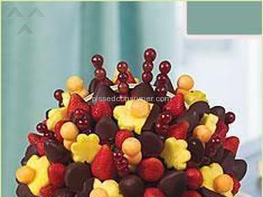 Edible Arrangements Fruit Arrangement review 4155